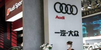 Audi, alleanza con la Cina per nuove auto elettriche