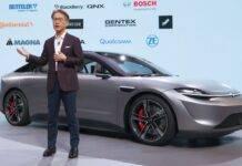 Auto Elettriche, Sony e il prototipo super tecnologico: il progetto