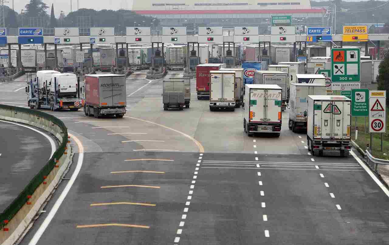 Autostrade, le possibili conseguenze per l'Italia (foto Getty)