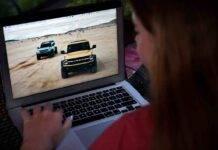 La Ford Bronco.. che fissa le capre: il video dello spot