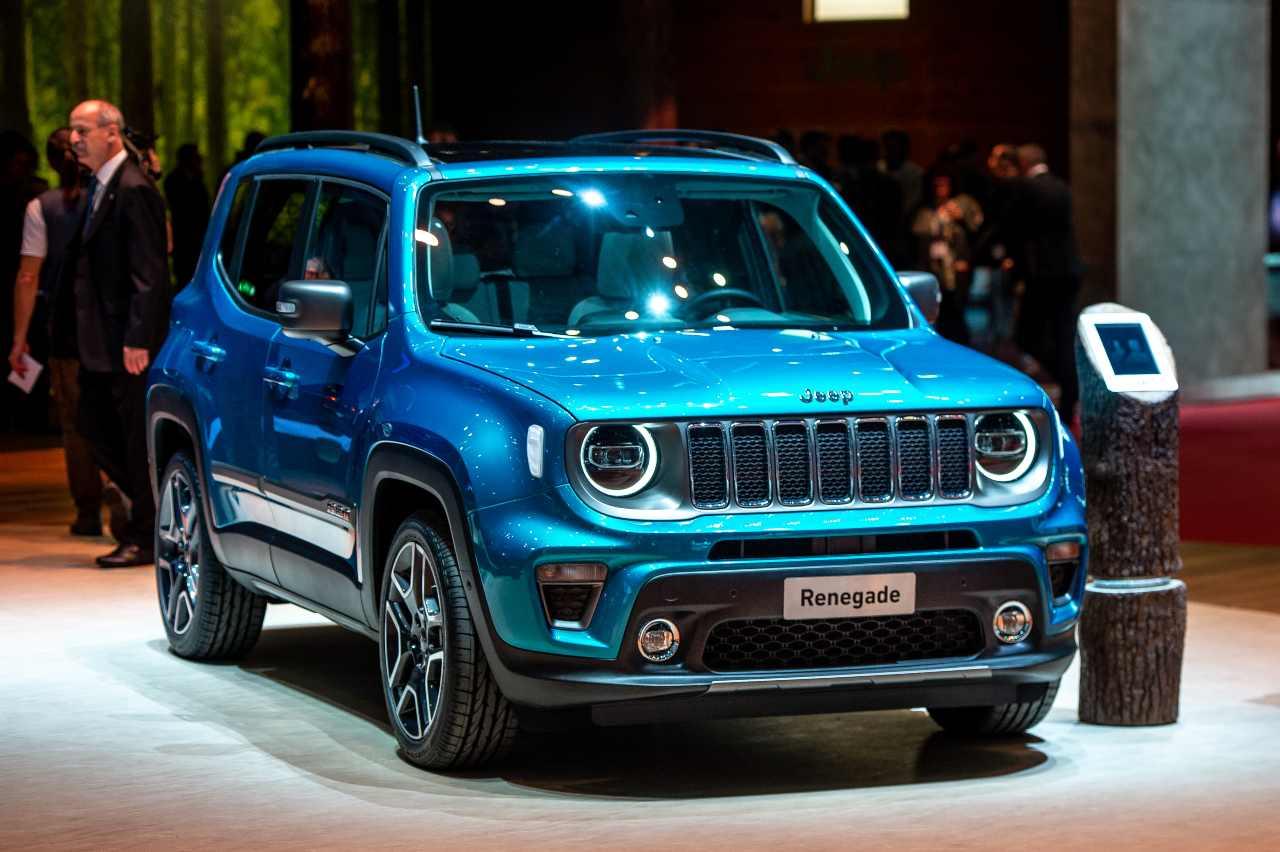 Jeep Renegade, la gamma speciale per gli 80 anni del brand