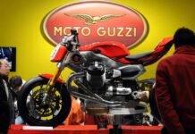 Moto Guzzi, la serie limitata: livree speciali per il centenario - Foto
