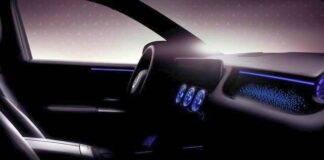 Mercedes EQA: svelati gli interni del primo Suv elettrico