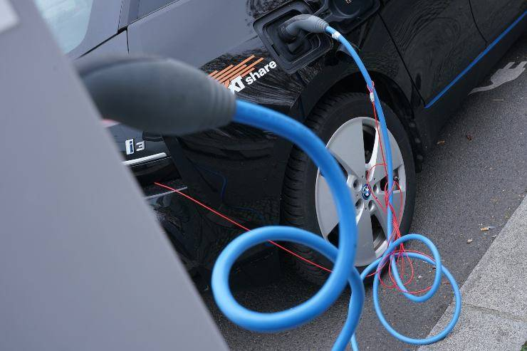 Auto elettrica - Ecobonus auto