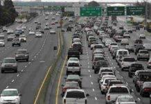 Autostrada USA Aereo