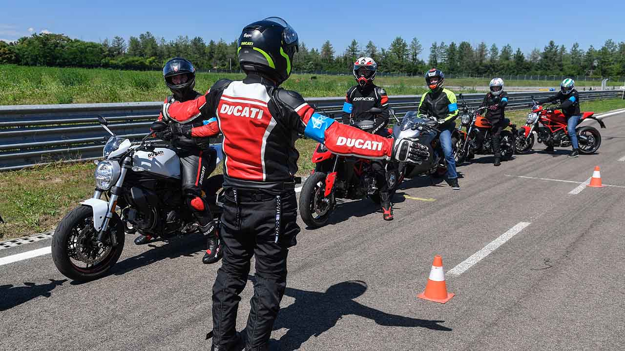 Ducati Academy