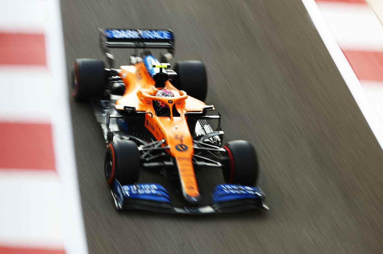 McLaren F1 Lando Norris