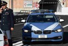 polizia stradale - automobilista