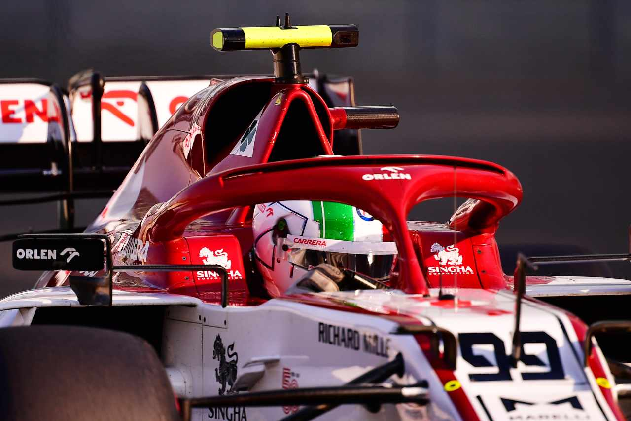 Alfa Romeo C41, le novità della monoposto 2021 di Formula 1