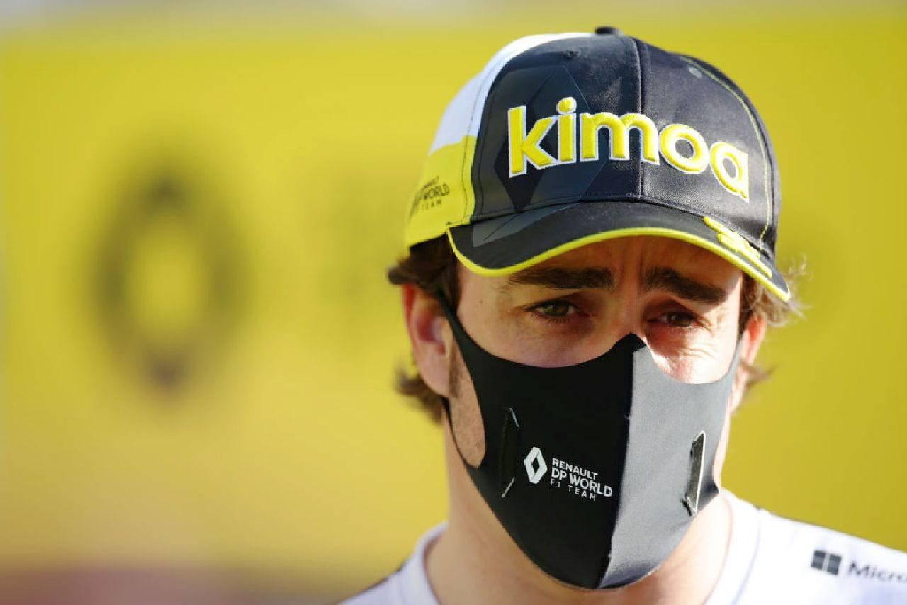 Incidente Alonso, la dinamica spiegata dalla polizia: cosa è successo