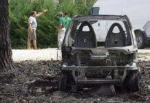 Incendiano Auto e si riprendono col telefono: presi due minorenni