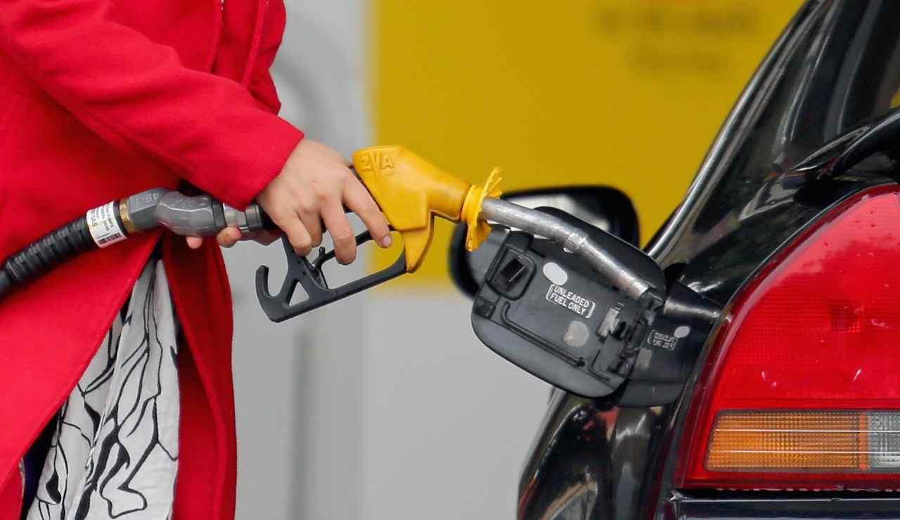 Rifornimento di benzina