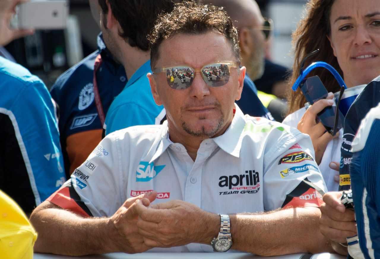Morto Fausto Gresini, campione del mondo da pilota e manager