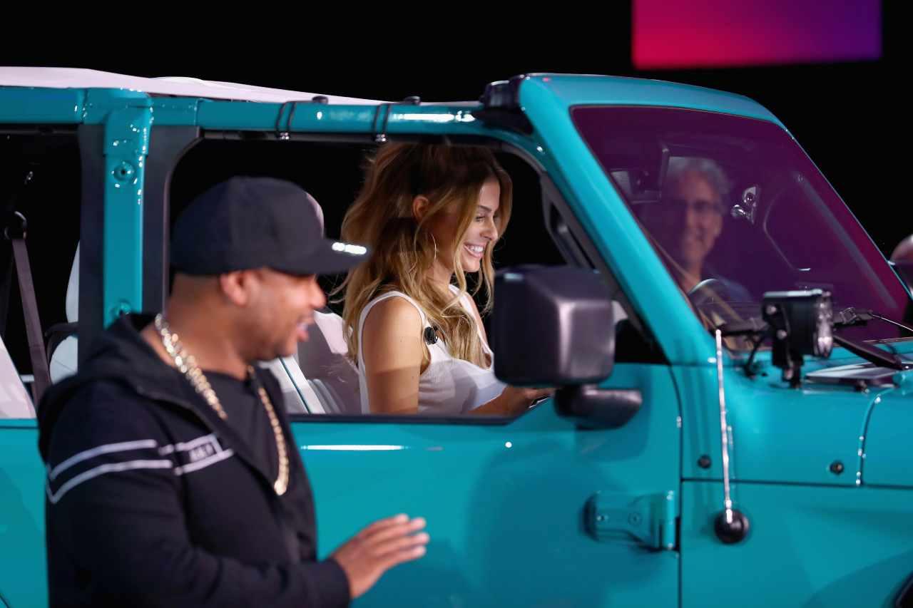 Jeep Wrangler, debutterà in una nuova versione ad aprile (foto Getty)