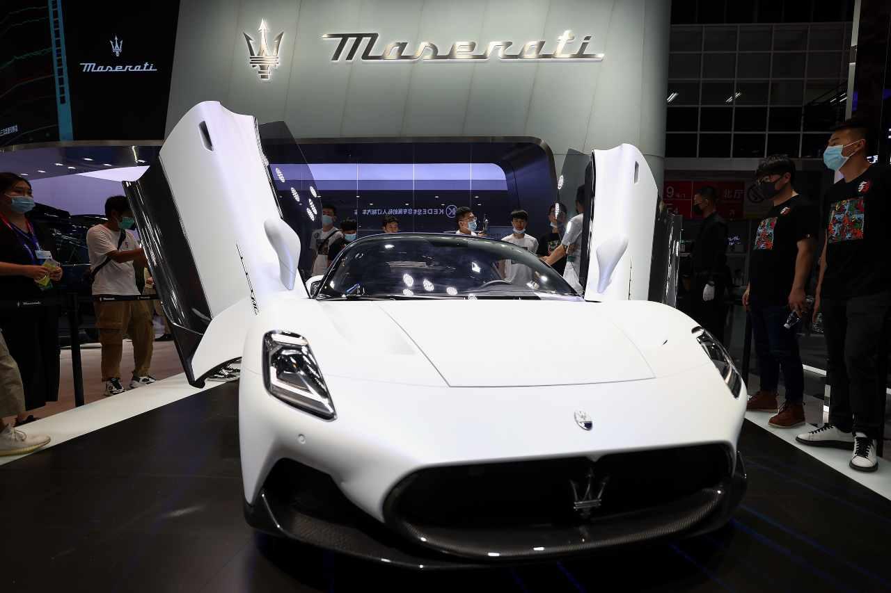 Maserati MC20, tra le grandi uscite Auto del 2021