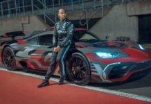 Mercedes-AMG One, la Supercar col motore Formula 1 in pista | Video