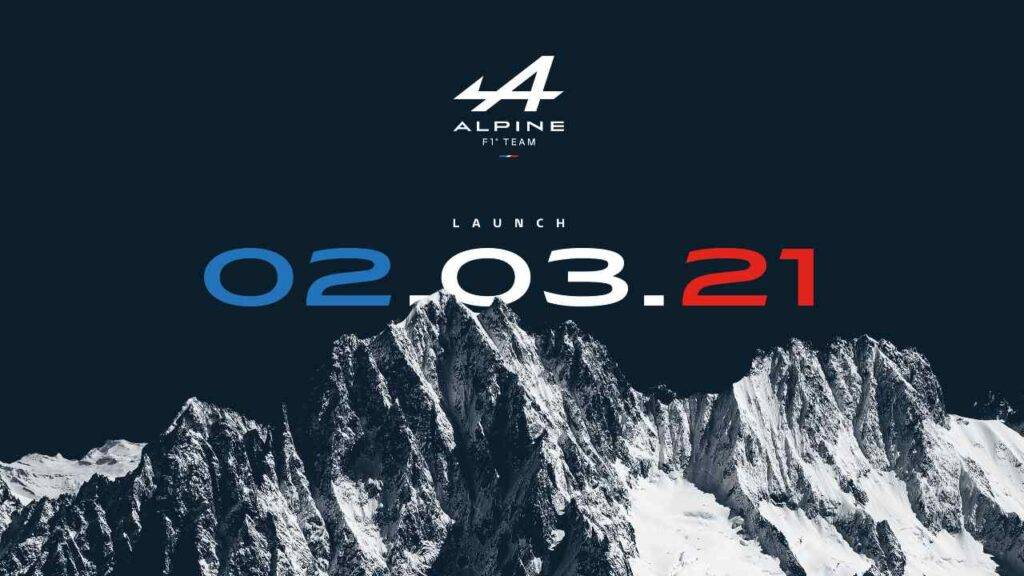 Alpine Renault F1