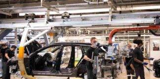 Calo produzione veicoli