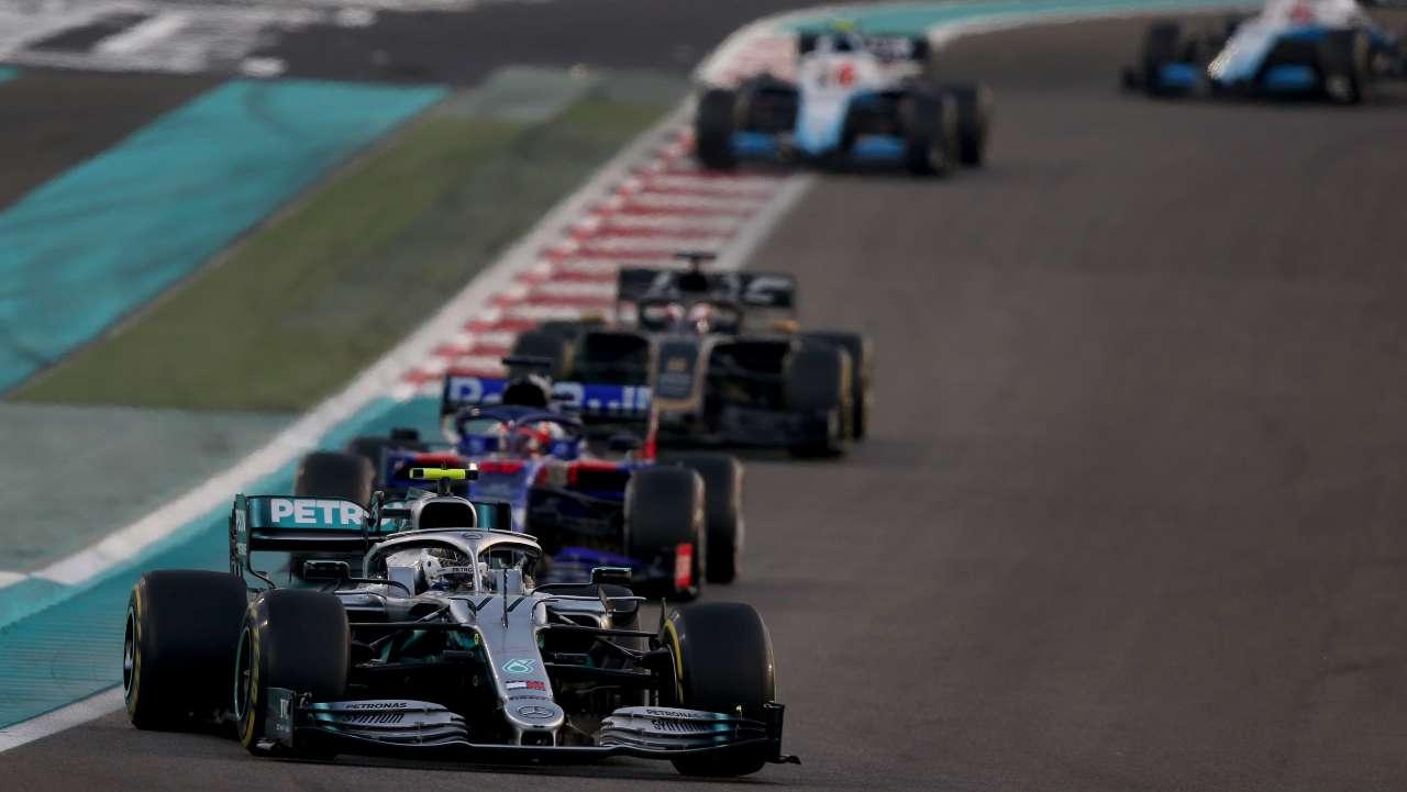 Formula 1 monoposto