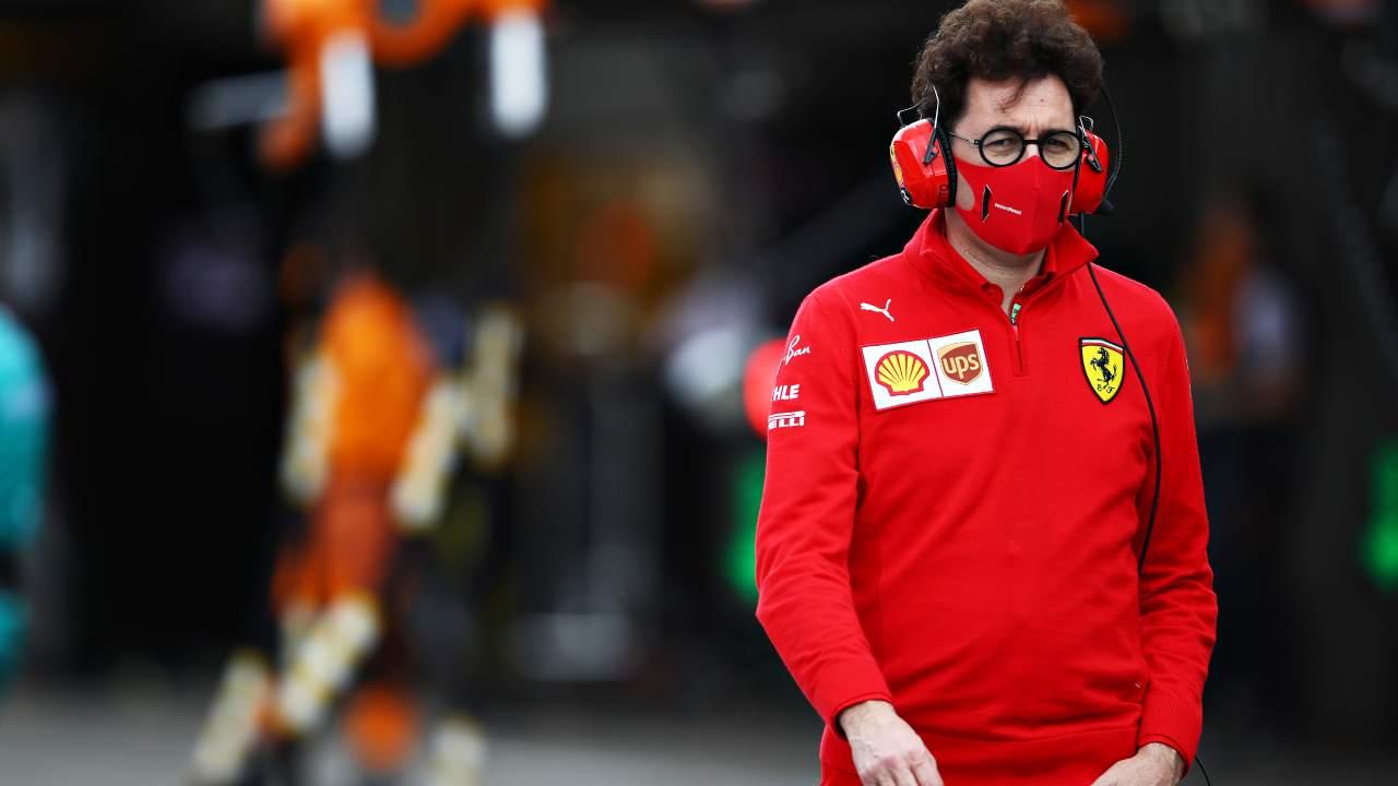 F1, Mattia Binotto