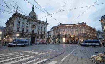 Polizia Milano Nuovi Colori Regioni