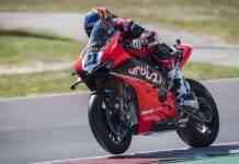 Superbike Ducati Rinaldi