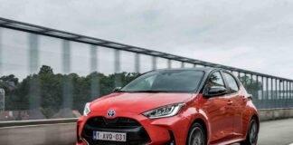 Toyota Yaris è la citycar più venduta nel primo trimestre del 2021: i numeri