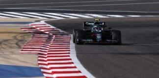 Vettel GP Bahrain
