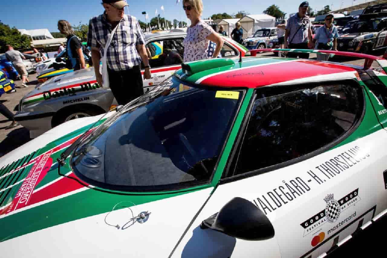 Lancia Stratos come nuova in vendita a 560mila euro: singolare inserzione