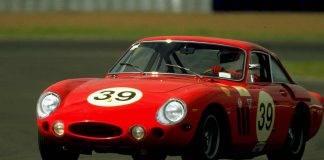 Ferrari 250 GTO Brian Johnson Nick Mason