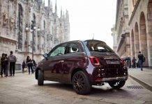 Fiat 500 Milano Monza Motor Show 2021