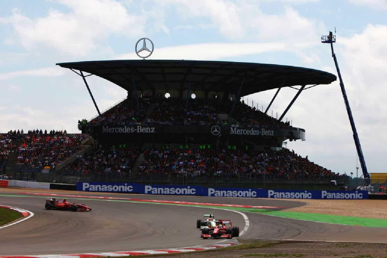 Rally, una tappa del Mondiale sul circuito del Nurburgring: l'ipotesi