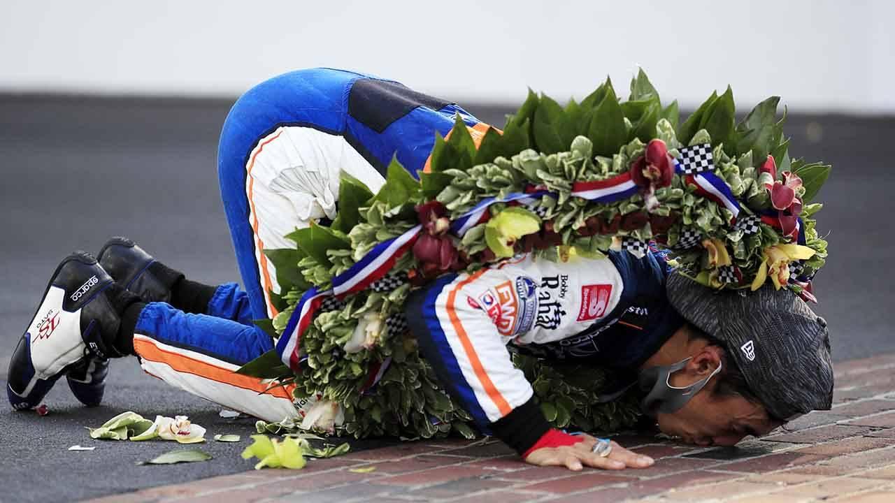 Indianapolis 500 Takuma Sato
