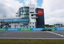 Gp al Nurburgring nel 2020