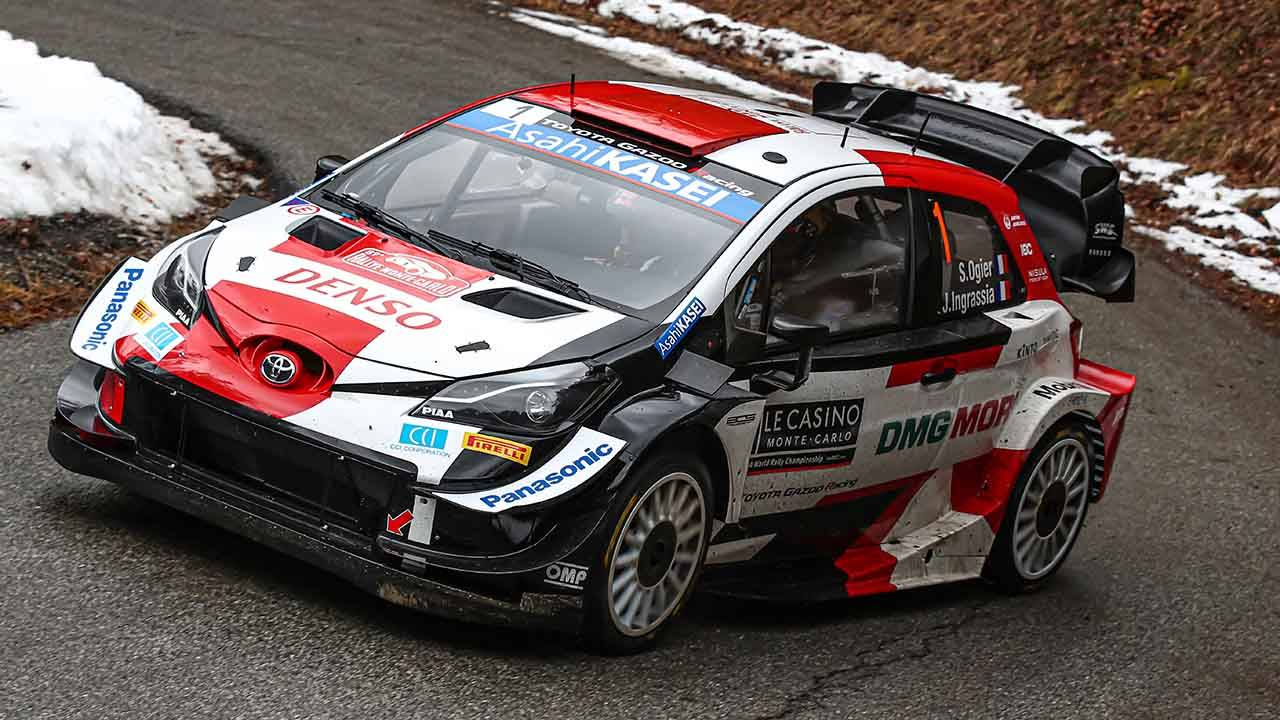 WRC Rally Croazia Ogier