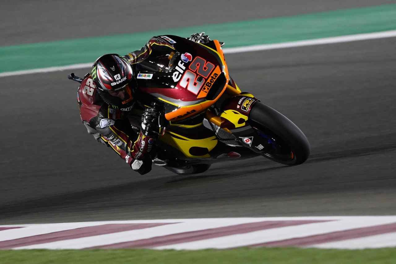 Sam Lowes Moto2 Qualifiche GP Portimao
