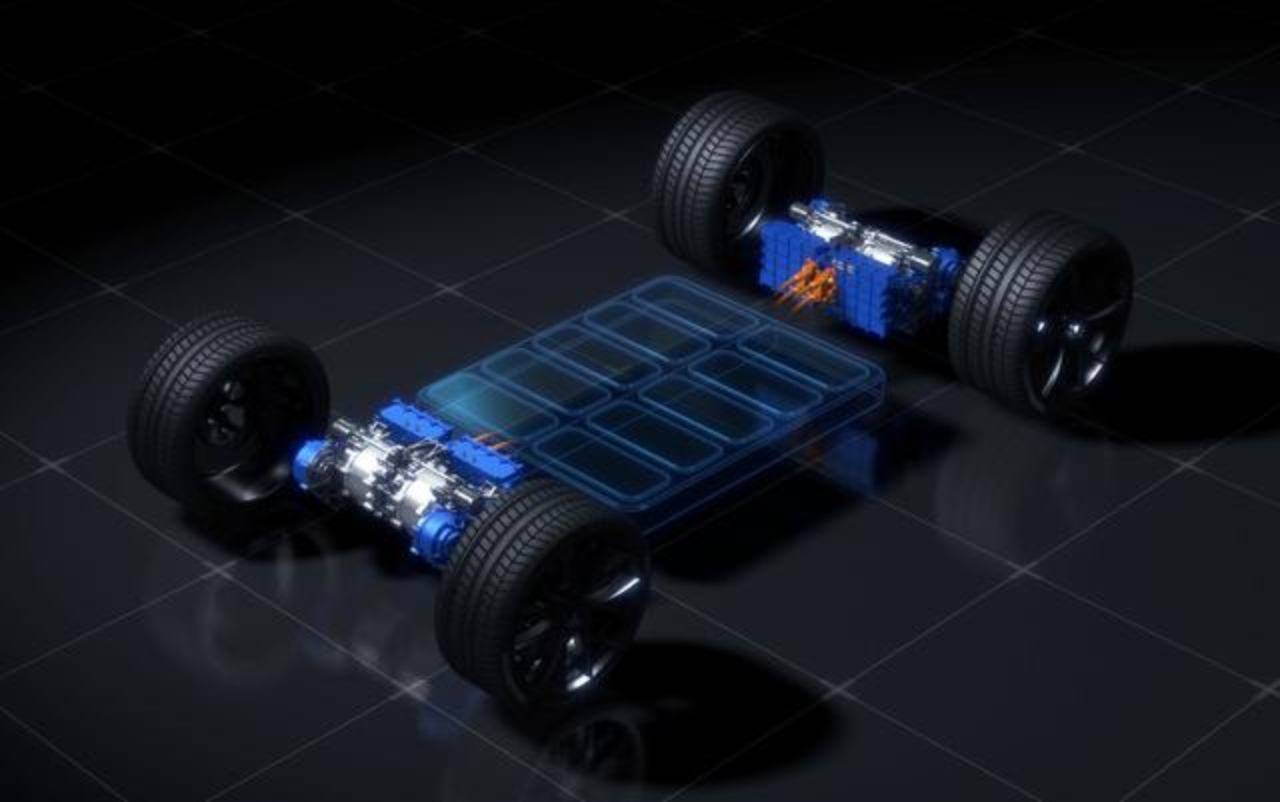 Yamaha motore Auto elettriche