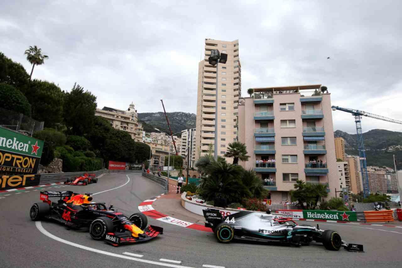 F1 Gp Monaco