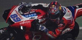 MotoGP Doha, nella foto Jorge Martin (Getty Images)