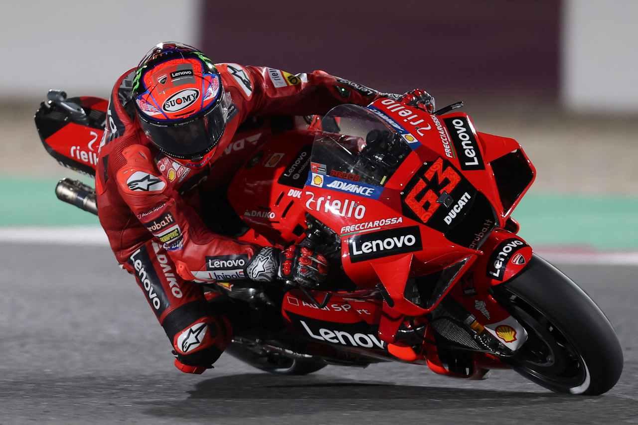MotoGP Portogallo, niente pole per Bagnaia: giro cancellato, il motivo