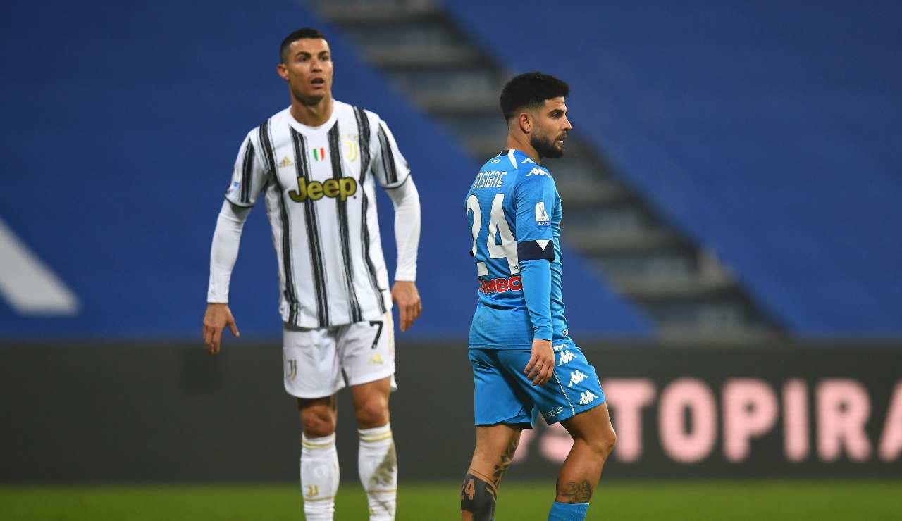 Ronaldo e Insigne