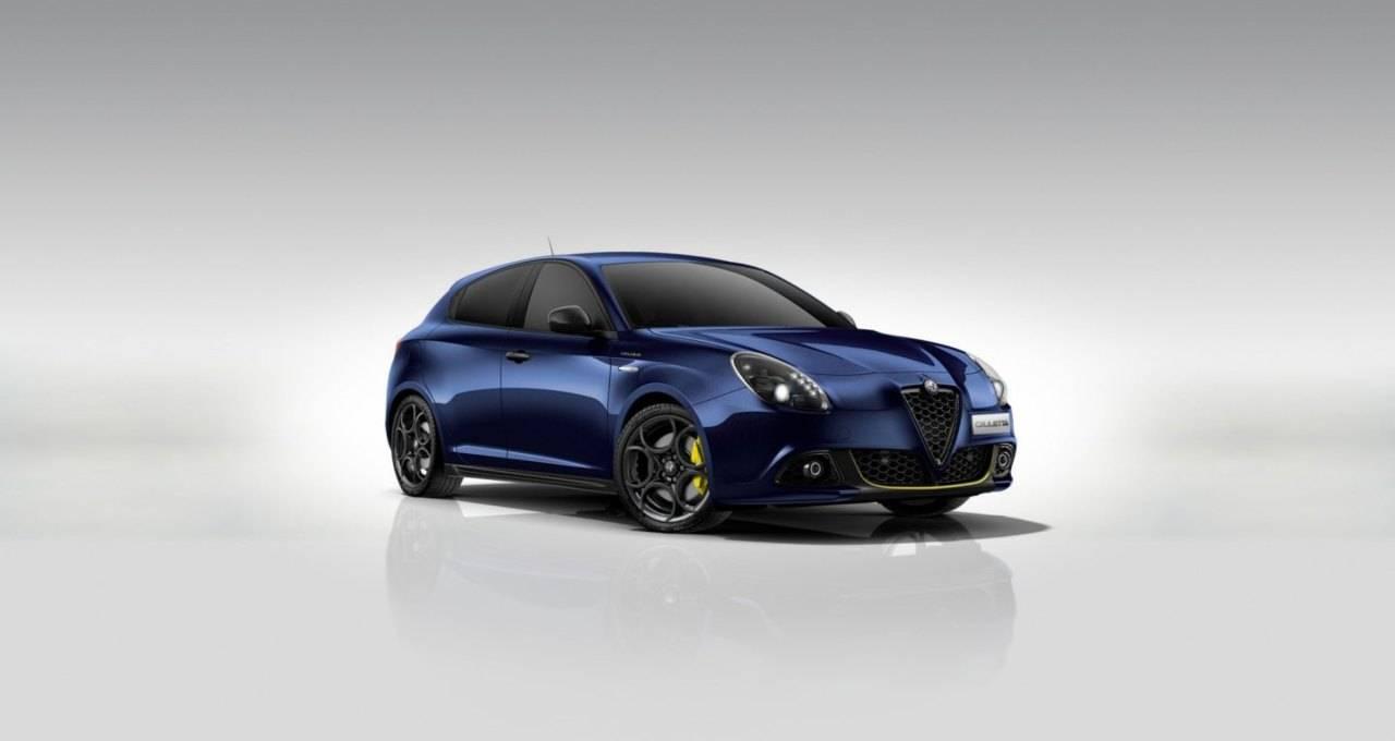 Alfa Romeo Giulietta Edizione Finale