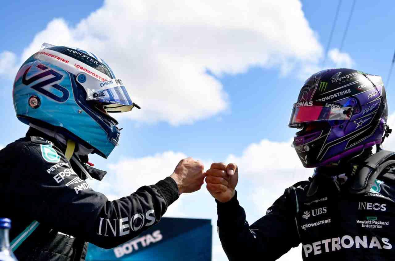 Bottas GP Portogallo