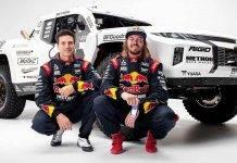 Dakar Supercar Toby Price