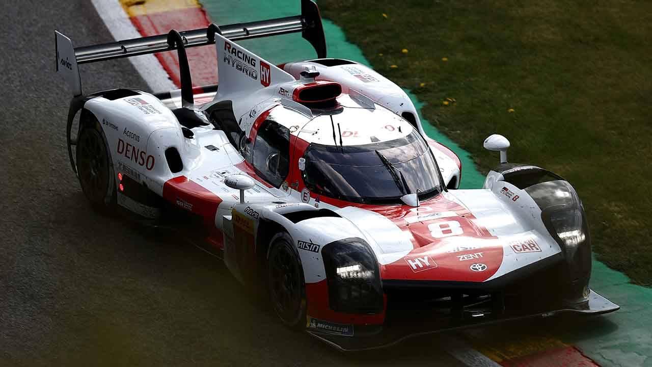 Endurance Spa Toyota