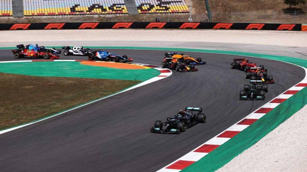 F1 Gara GP Portogallo