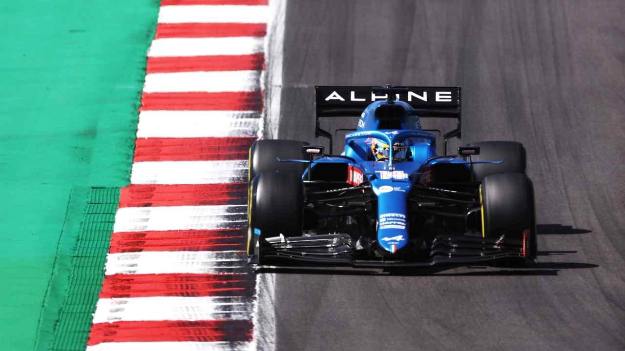 GP Portogallo Fernando Alonso