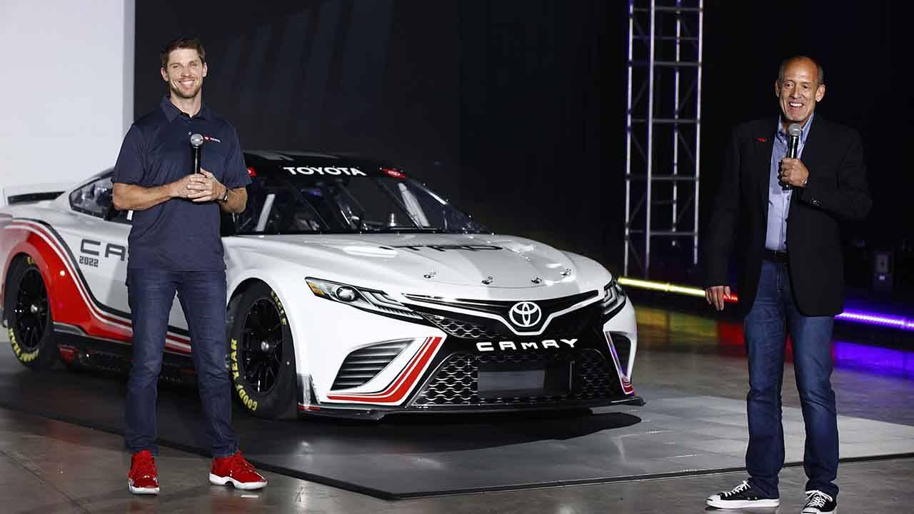 Nascar Next Gen Toyota