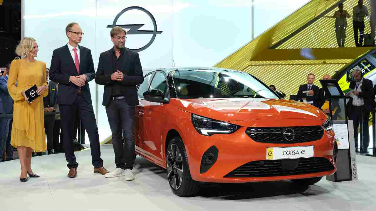 Opel Corsa auto