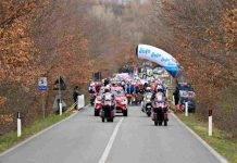 Yamaha Niken Giro d'Italia